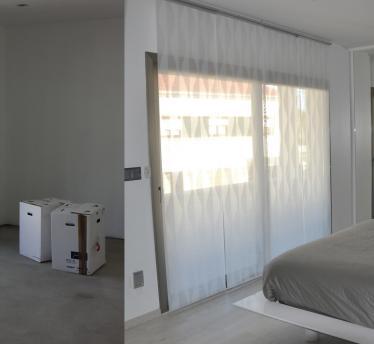 Création d'une chambre